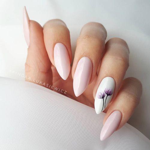 Spring Fever Nails – 50 Super Cute Spring Nails -…