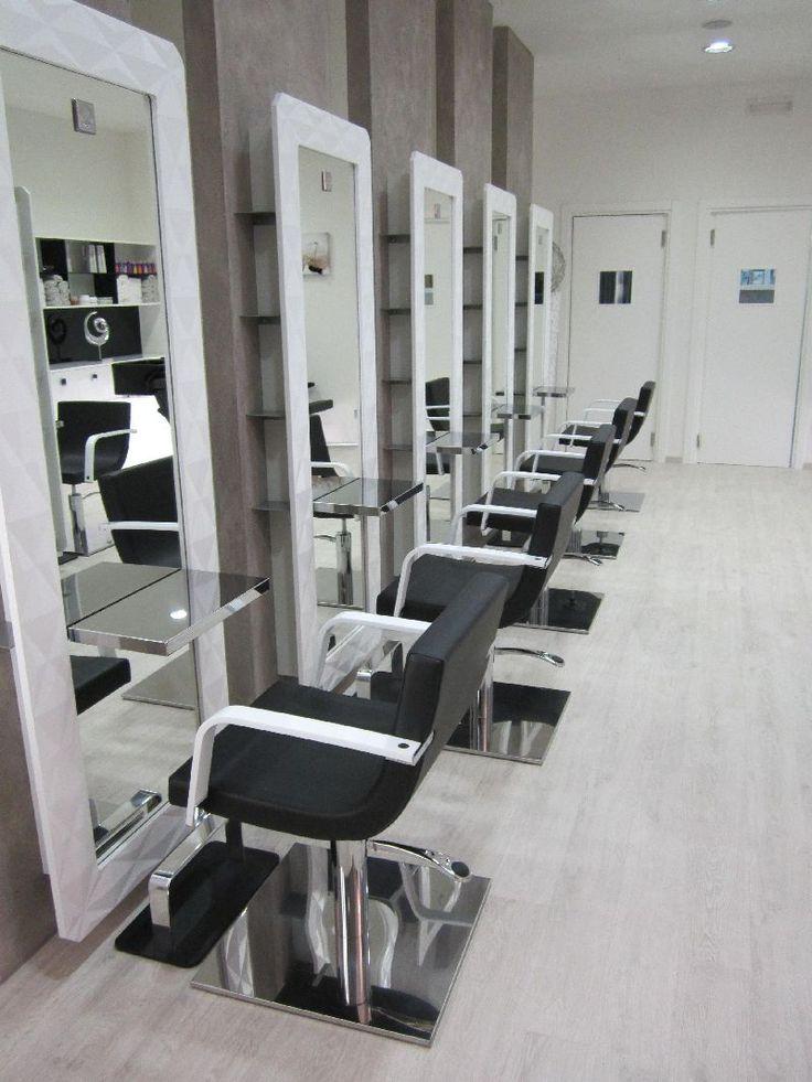 Hair Salon Furniture Cheap #39: Beauty Salon Design   ... Salon Furniture Made In France - Hair Salon Design - Hair Salon   Beauty Salon~Designs   Pinterest   Furniture, Design And Salon ...