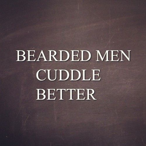 <3!!  It's the truth!! If God wanted men  to not have facial  or chest hair, when he made Adam he wouldn't have any...
