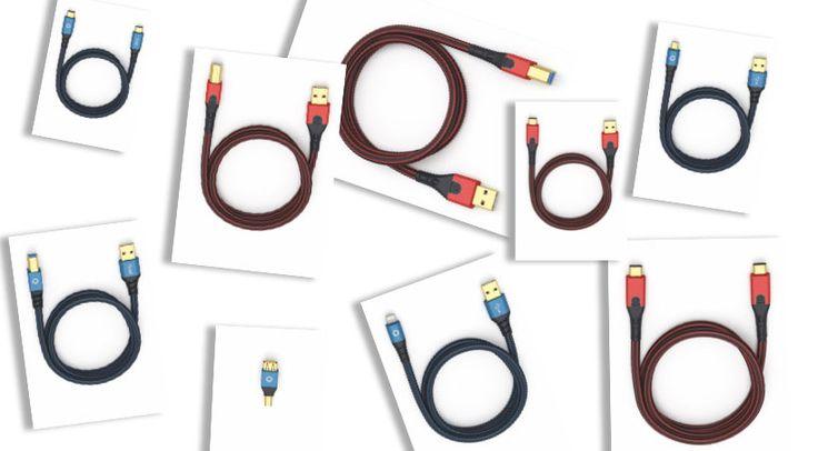 Mit einem reichhaltigen Produktsortiment widmet sich der deutsche Kabel-Spezialist Oehlbach Kabel GmbH USB, darunter auch der neuen Schnittstelle USB-C.