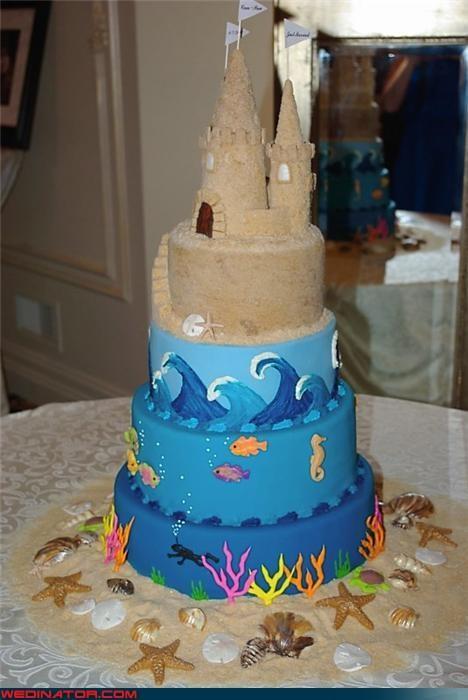 Your Wedding Cake Tastes LikeSand