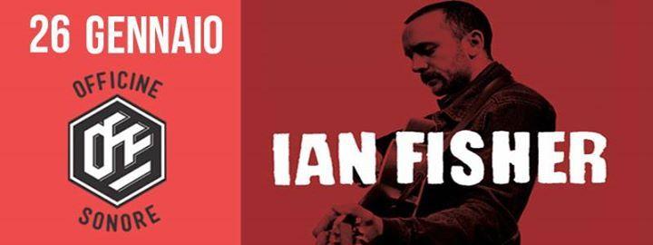 Ian Fisher – Bio Ian Fisher è un cantautore prolifico e un musicista itinerante, con più di mille canzoni e altrettanti concerti all'attivo. È nato e cresciuto in una fattoria del Missouri (Stati Uniti), ma a ventun anni si è trasferito in Europa, dove si è stabilito. La musica di Ian Fisher è un amalgama unico delle sue radici legate al country-folk americano e del suo approccio europeo ai ritmi e alle melodie, talvolta ruvido, talvolta accattivante. È un musicista senza patria del mondo…
