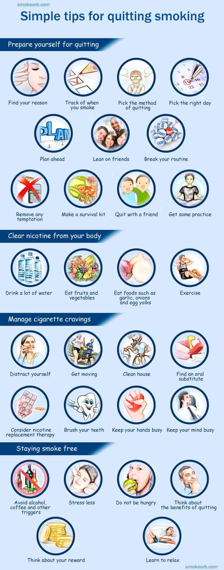 Simple Tips For Quitting Smoking