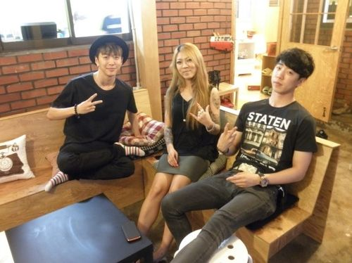 bang yong guk and his twin - photo #4