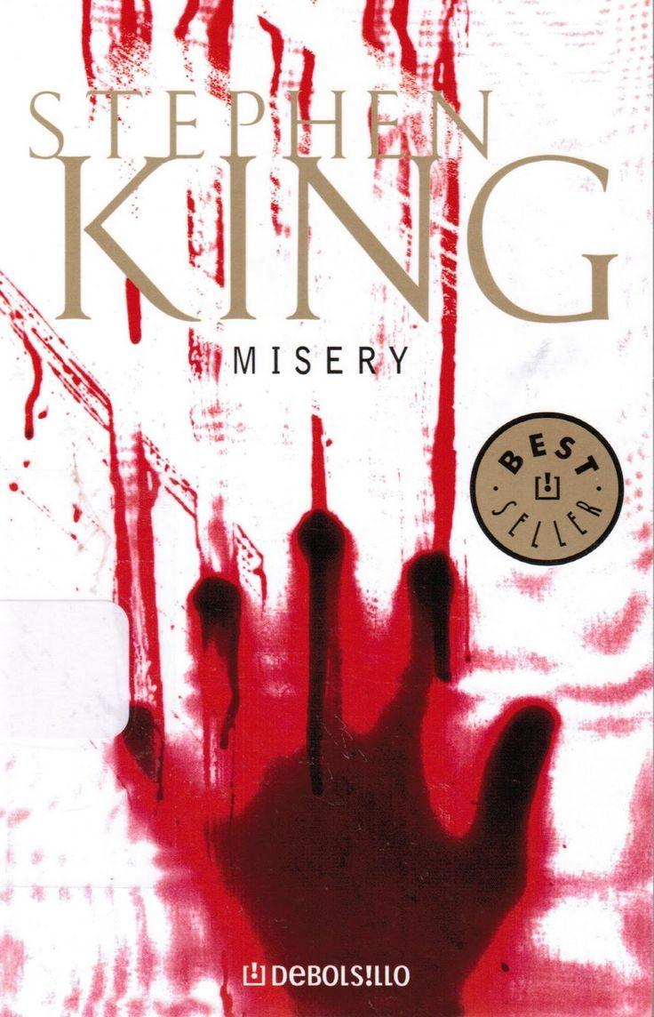 Resultado de imagen de Misery libro