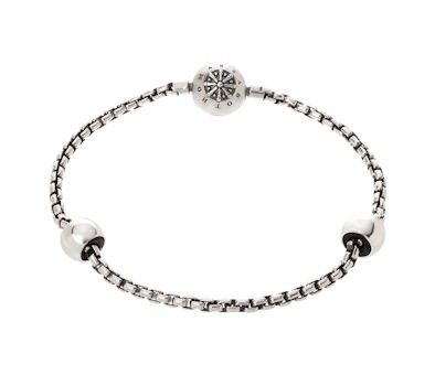 Thomas Sabo Stopper Karma Beads Starter Bracelet