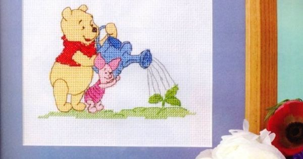 Step into Spring The World of Cross Stitching Issue 135 March 2008  Saved