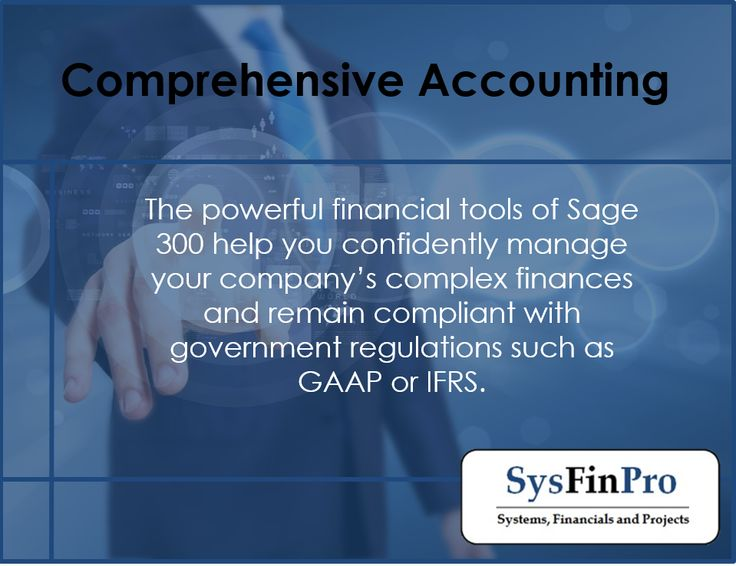 For more information on #Sage 300 and and comprehensive accounting contact #SysFinPro today at info@sysfinpro.co.za