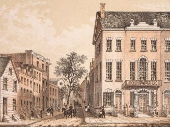 Tammany Hall was a New York City political organization that endured for nearly two centuries. - Find out more about the history of Tammany Hall, including videos, interesting articles, pictures, historical features and more.