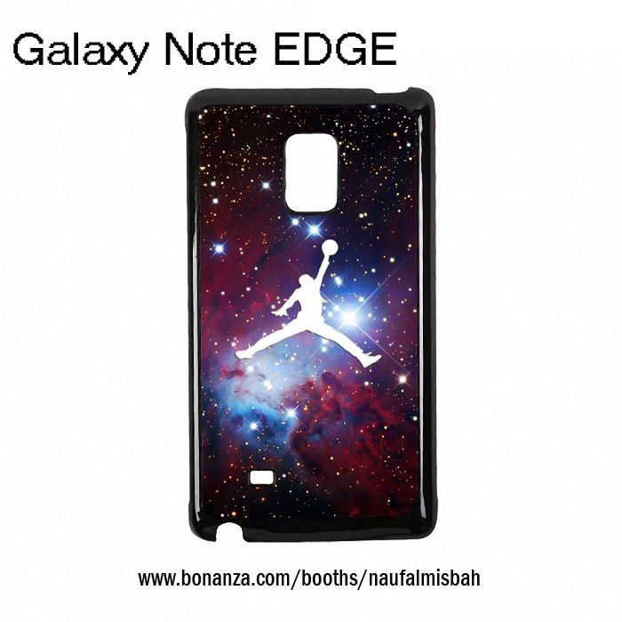 Air Jordan Nebula Samsung Galaxy Note EDGE Case Cover