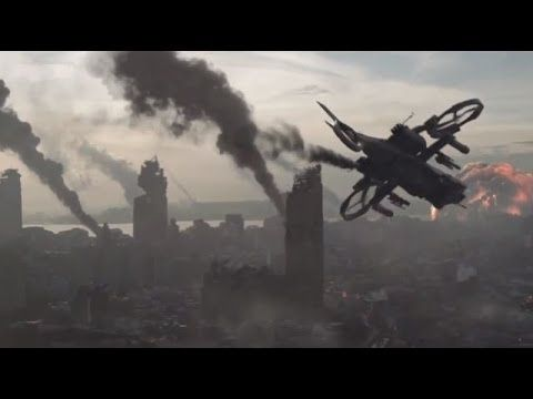 "CGI VFX Showreels & Breakdowns HD: ""Montage Demoreel"" - by Jeremy Flandrin"