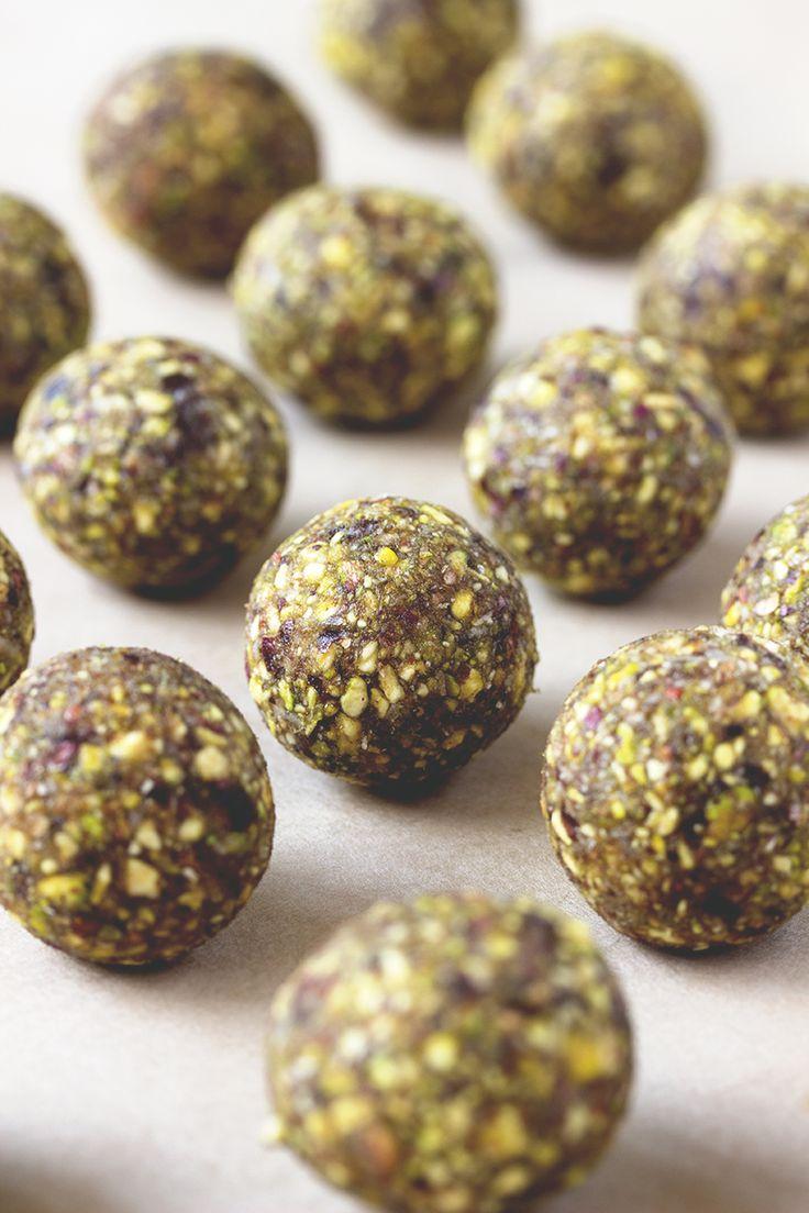 Pistachio Bonbons | Healthy Food | Pinterest