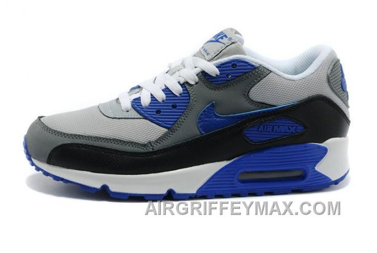 http://www.airgriffeymax.com/discount-clearance-nike-air-max-90-mens-running-shoes-on-sale-black-blue-grey.html DISCOUNT CLEARANCE NIKE AIR MAX 90 MENS RUNNING SHOES ON SALE BLACK BLUE GREY Only $103.00 , Free Shipping!