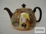 Royal Doulton 'Moorish Gateway' Teapot