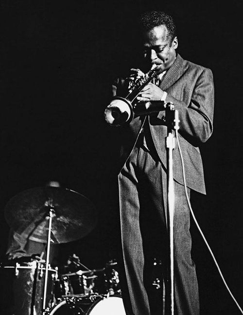 Miles Davis is widely considered one of the most influential musicians of the 20th century. He was, with his musical groups, at the forefront of several major developments in jazz music, including bebop, cool jazz, hard bop, modal jazz, and jazz fusion.