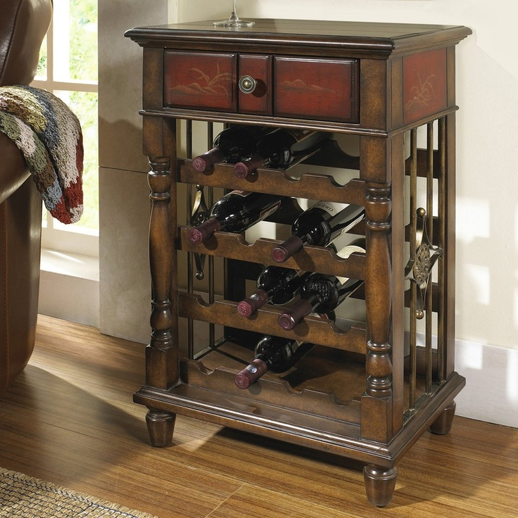 48 best images about wine racks for small spaces on pinterest furniture online furniture and - Wine rack small space collection ...