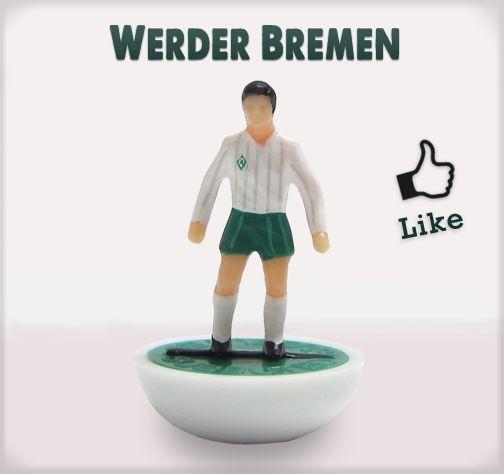 Werder Bremen #subbuteo #vintage edition #collezione