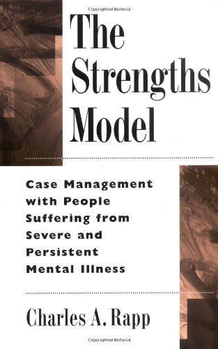 180 best social work reads images on pinterest social work book the strengths model case management with people suffering from severe and persistent mental illness by fandeluxe Images