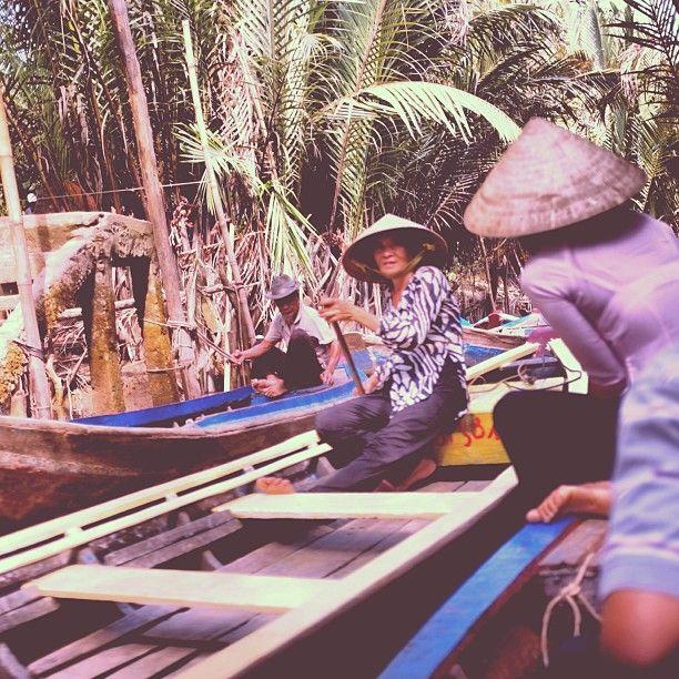 Vietnam river. Vietcong beat US here. Rambo movie is fake, just like Stalone muscle. All fake.