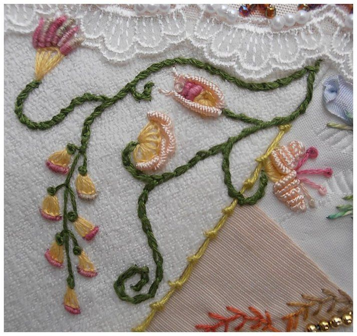 how to make a buttonhole stitch by hand