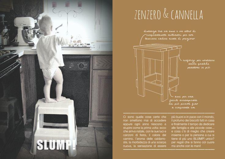 zenzero e cannella //SLUMP!byPollodesign