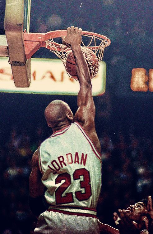 Michael Jordan in Chicago Bulls