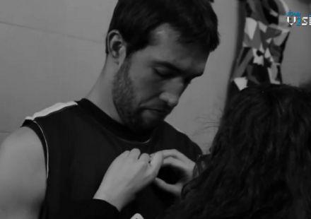 ¿Una cámara en una camiseta de basket? Mira qué imágenes ofrece… La prueba un ACB #baloncesto #basket #basketbol #basquetbol #kiaenzona #equipo #deportes #pasion #competitividad #recuperacion #lucha #esfuerzo #sacrificio #honor #amigos #sentimiento #amor #pelota #cancha #publico #aficion #pasion #vida #estadisticas #basketfem #nba