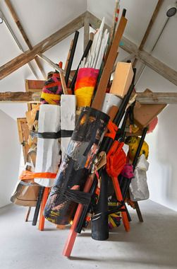Hauser & Wirth gallery opens in Somerset with a Phyllida Barlow show   www.kingdom-london.com