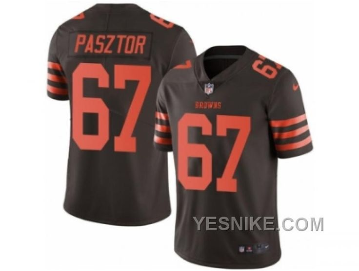 http://www.yesnike.com/big-discount-66-off-mens-nike-cleveland-browns-67-austin-pasztor-limited-brown-rush-nfl-jersey.html BIG DISCOUNT ! 66% OFF ! MEN'S NIKE CLEVELAND BROWNS #67 AUSTIN PASZTOR LIMITED BROWN RUSH NFL JERSEY Only $26.00 , Free Shipping!
