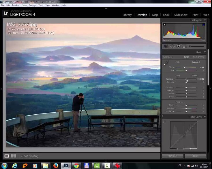 Jak jsem upravoval JEDNODUŠE a RYCHLE fotografie v lightroomu 4