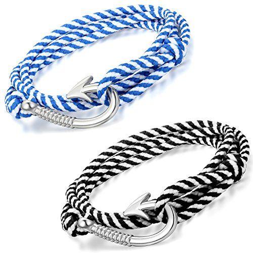 Aroncent 2PCS Herren Damen Armband, Silber Angelhaken Hak... https://www.amazon.de/dp/B01HGCMIMW/ref=cm_sw_r_pi_dp_LvJExb62ZGV4H
