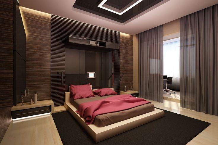 современная спальня - Пошук Google