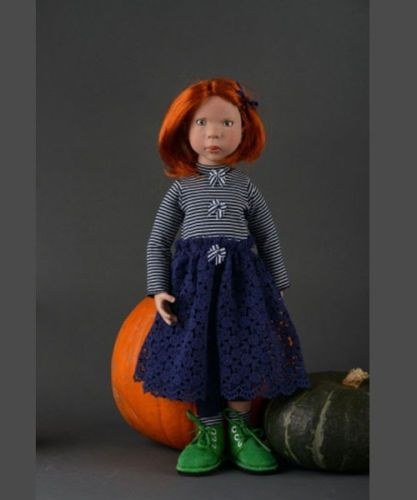 Zwergnase-Junior-Doll-Brooklyn-From-2017-Collection-NEW