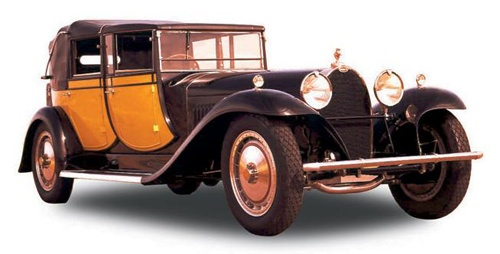 ... Bugatti Royale Berline de Voyager Top 10 Most Expensive Cars Ever Sold