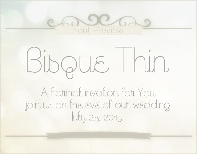 9 best Wedding Invitation Fonts Wedding Fonts images on