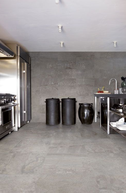 Porcelain tile - available 32x32 - Provenza In-Essence Composto Grigio