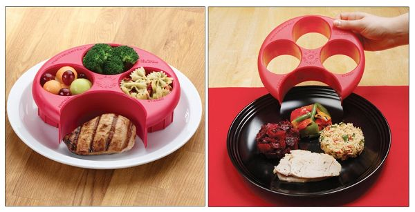 Portion Control Plate Only $7.25! (reg $19)