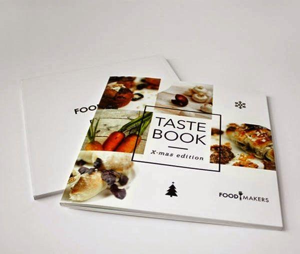 17 contoh desain buku resep dan masakan