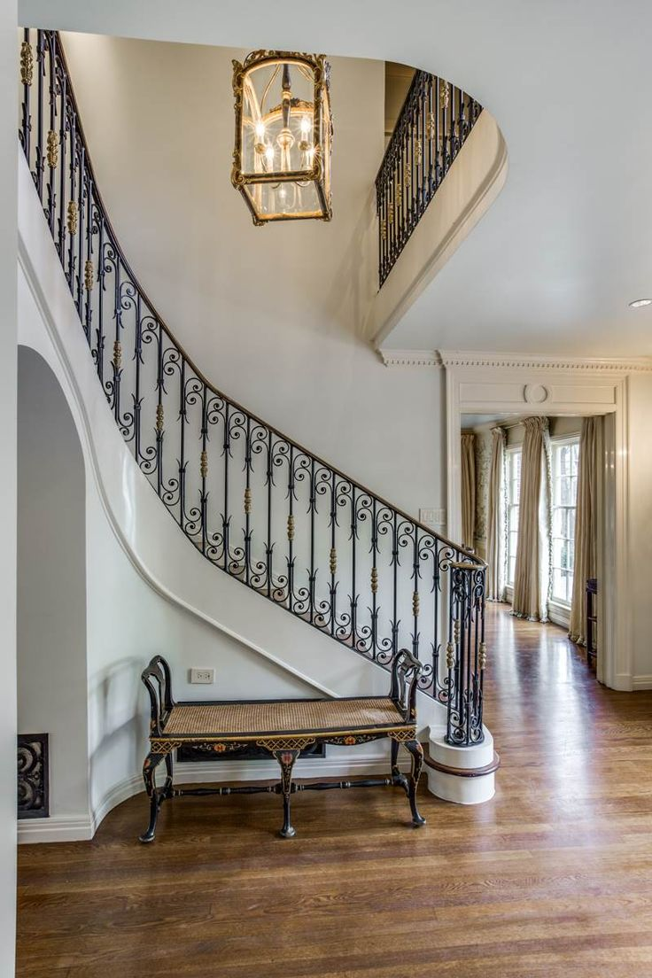 Best Elegant Pattern On Banister Railing Luxury Homes Home 400 x 300
