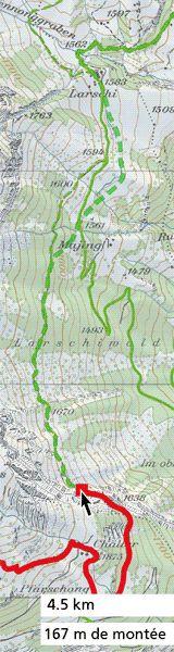 Swiss hiking routes – Hiking suggestions, maps - Schweiz Mobil - Wanderland