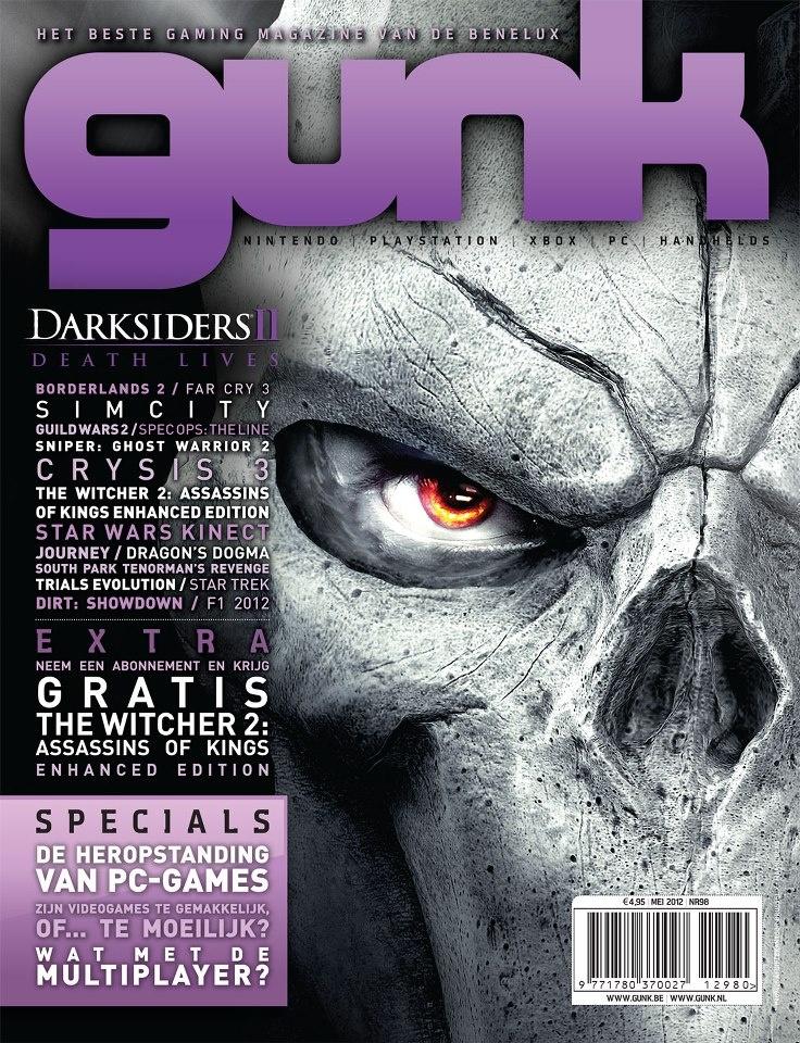 GUNK Magazine May