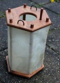 Early medieval lantern