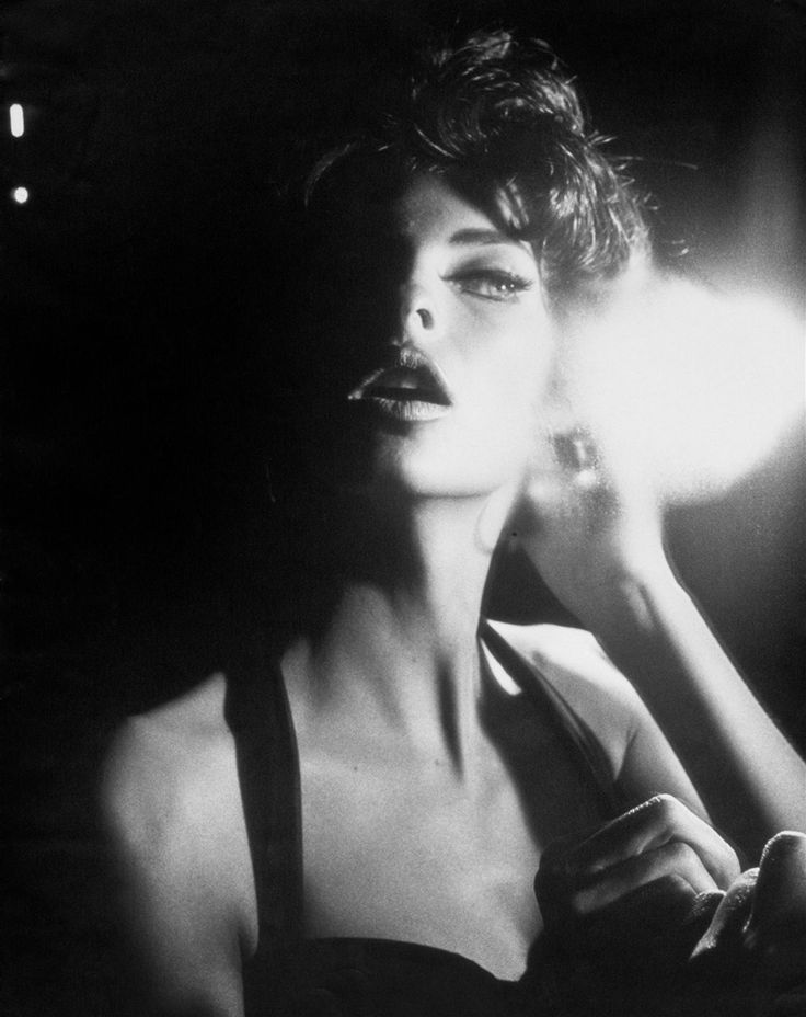 Vogue Italia Jun. 1990 - La Piu Sexy by Steven Meisel  Model: Linda Evangelista