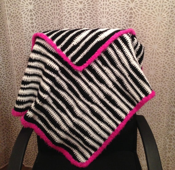 Crochet Zebra Print Baby Blanket Pattern : 17 Best images about Crochet babies on Pinterest Free ...