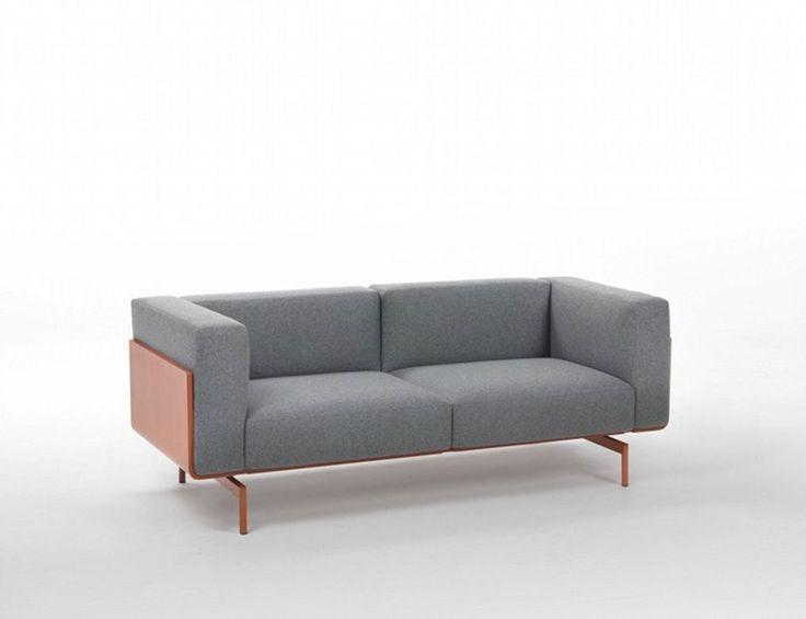 L SOFA 2 Seater Sofa L Sofa Collection By Giulio Marelli Italia Design  Jérôme