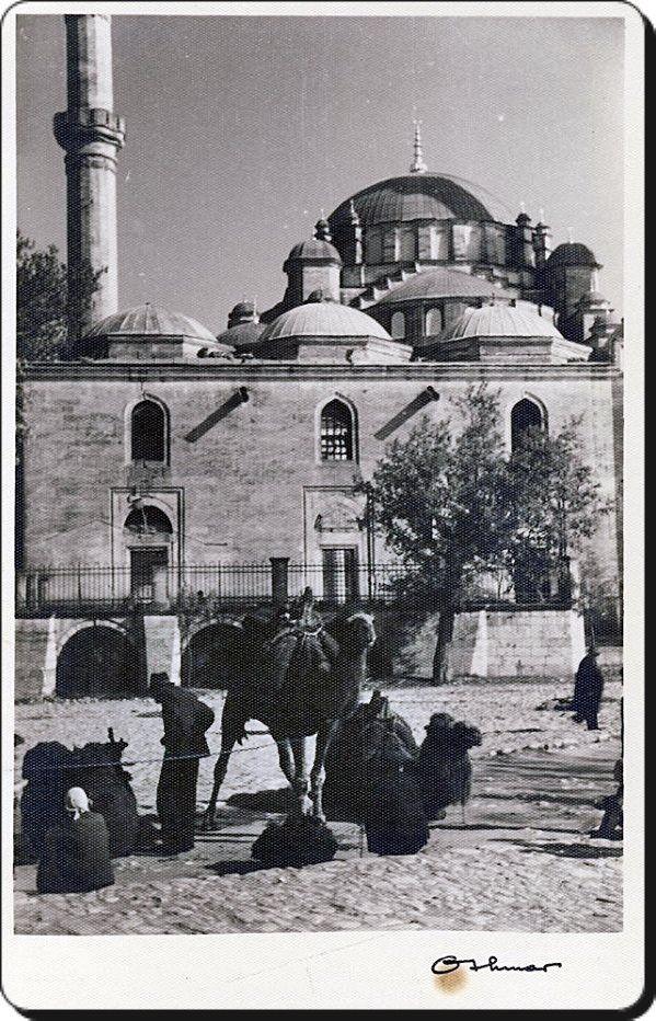 Fatih Camii - 1930