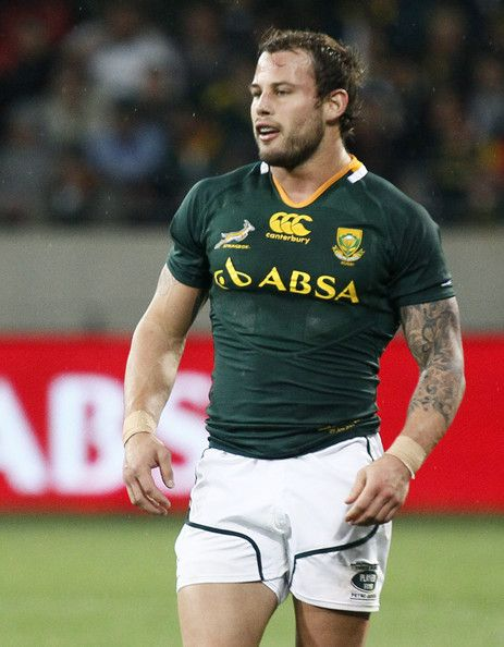 Francois Hougaard (South Africa)