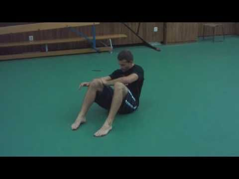 Ako cvičiť brušné svalstvo (video) | Najvýživnejší blog v SR | Tina a Vlado Zlatoš