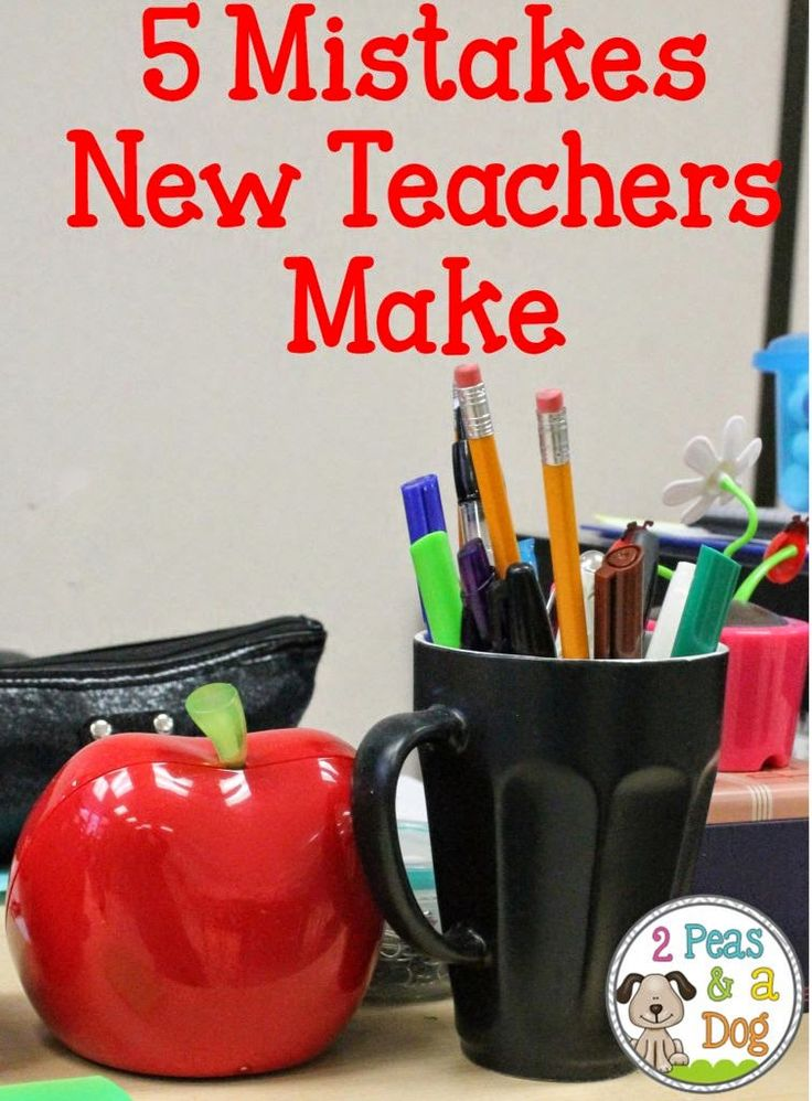Classroom Management Mistakes