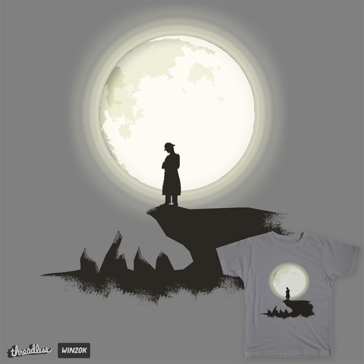 HILL ALONE on Threadless